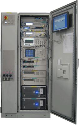 Schrank Testsystem