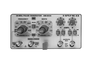 Hameg HM8035 Pulsgenerator