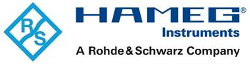 HAMEG Instruments a Rohde & Schwarz Company - Logo