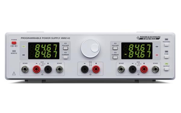 R&S-HM8143 Netzgerät
