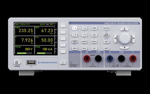 R&S-HMC8015 Leistungsanalysator