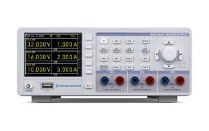 R&S HMC8043 halb 19Zoll 3fach Netzgerät