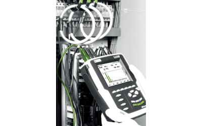 Chauvin-Arnoux Katalog Leistungsmessgeräte Leistungsanalysatoren