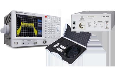 EMV Nahfeldsonden mit Spektrumanalysator und Netznachbildung (EMV-3GHz-Set)