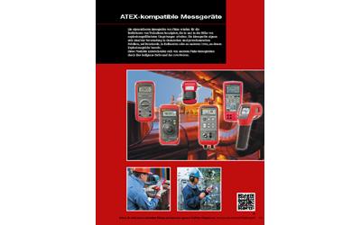 Fluke-ATEX Messgeräte Katalog