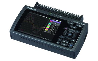 Graphtec GL840 Dartenlogger 20 bis 200 Kanäle