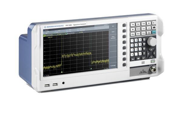 Rohde & Schwarz FPC Spektrumanalysator
