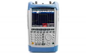 Rohde & Schwarz FSH Handheld Spektrumanalysator - Allice Messtechnik