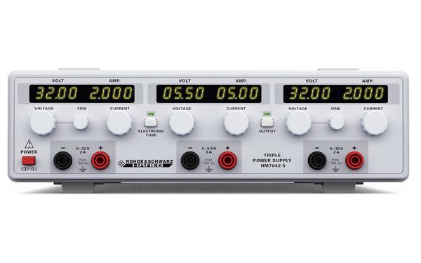 R&S-HM7042 Netzgerät