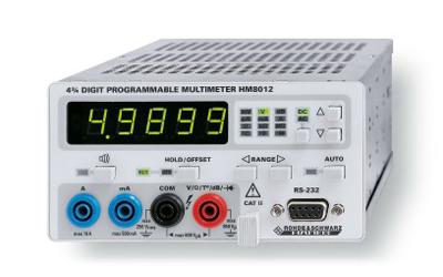 R&S-HM8012 Modularsystem