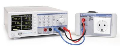 Rohde & Schwarz HZC815 Netzadapter für HMC8015 - Allice Messtechnik
