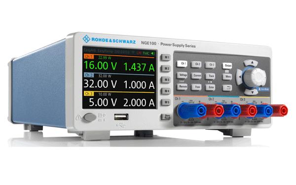 Rohde-Schwarz NGE100B- Netzgeräteserie - Allice Messtechnik