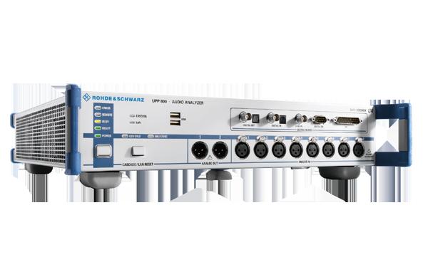 Rohde&Schwarz UPP200  Audioanalysator