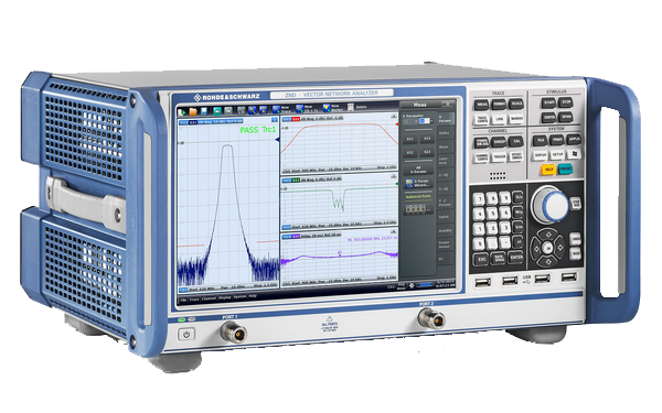 R&S-ZND Vector Netzwerkanalysator