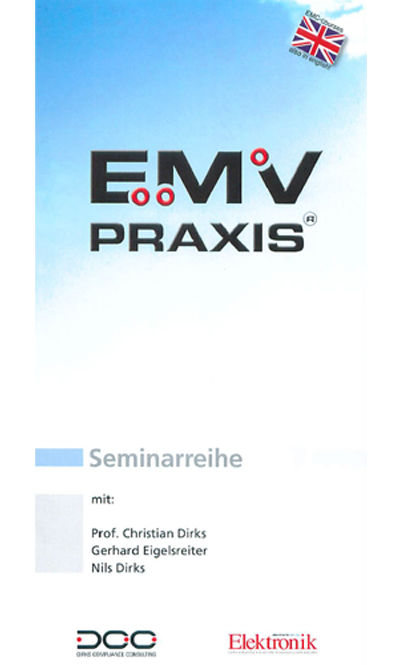 DCC Seminare EMV-Praxis Prof. Christian Dirks, Gerhard Eigelsreiter, Nils Dirks