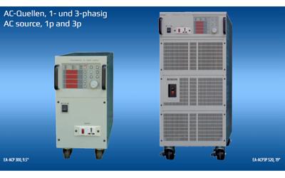 EA-Elektro-Automatik AC-Quellen