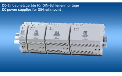 EA-Elektro-Automatik Hutschienen-Netzgeräte USV