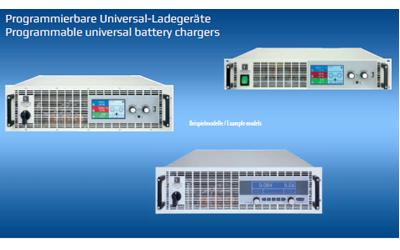 EA-Elektro-Automatik Batterie Ladegeräte