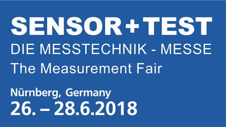 Messe Sensor & Test 2018 Nürnberg - Allice Messtechnik