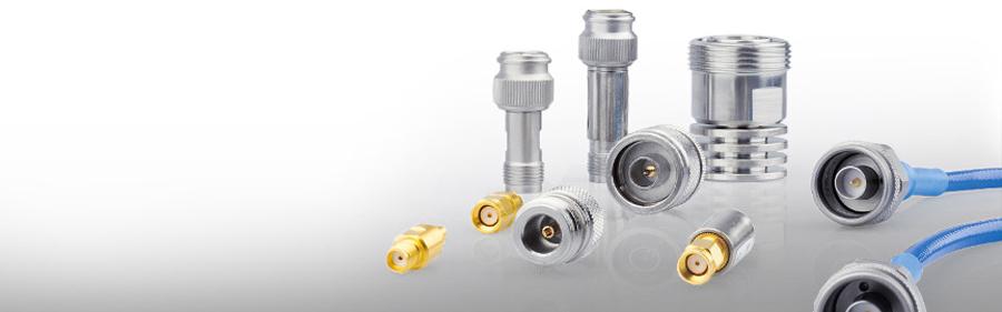 Adapter und Coax Kabel