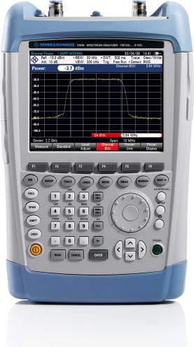 Rohde & Schwarz FSH4 Handheld Spektrumanalysator - Allice Messtechnik