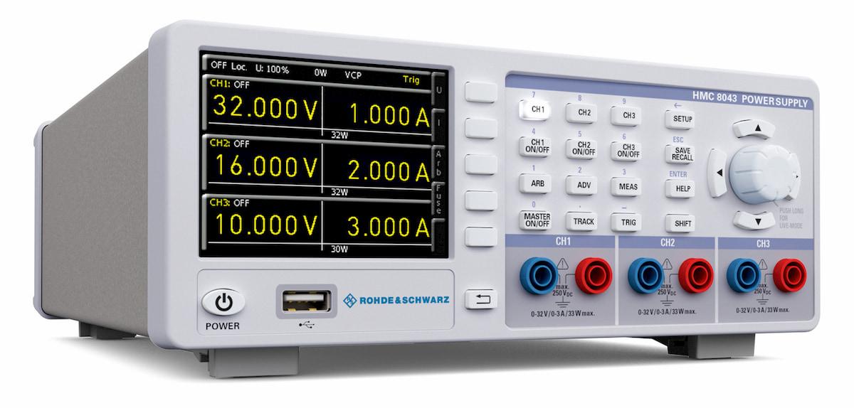 Rohde&Schwarz HMC8043-G Netzgerät