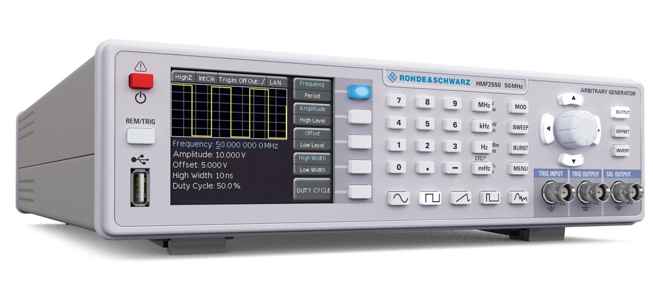 Rohde&Schwarz HMF2550 Signalgenerator