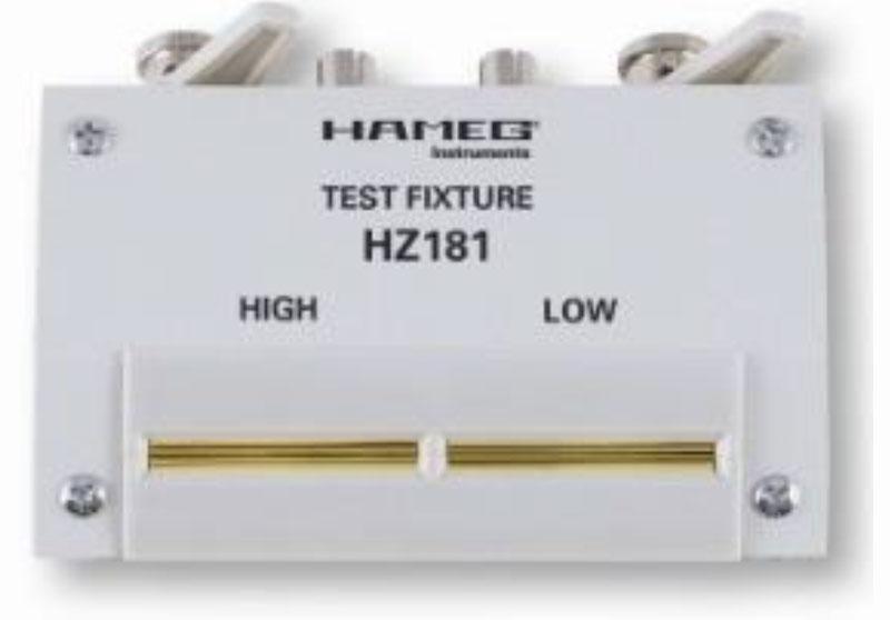Rohde&Schwarz HZ181 Kabel