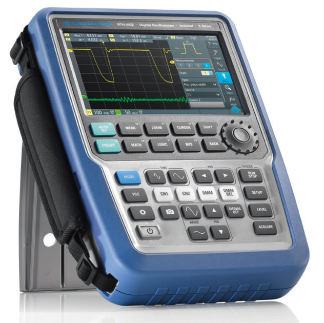 Rohde & Schwarz RTH Scope Rider Handheld Oszilloskop - Allice Messtechnik