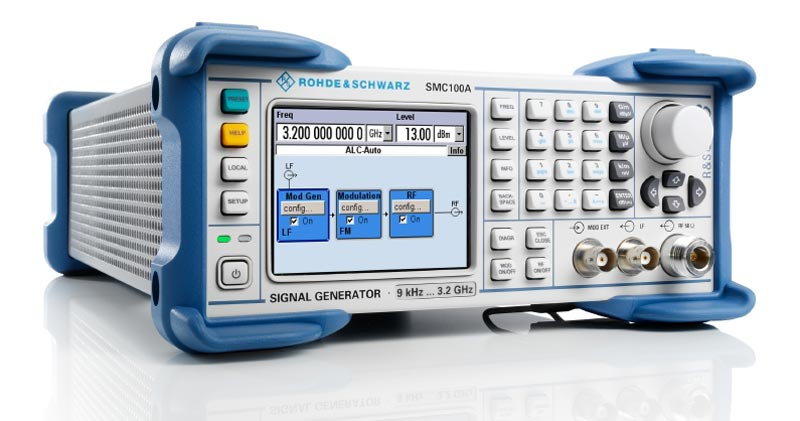 Rohde&Schwarz SMC100AP31  3,2 GHz Generator