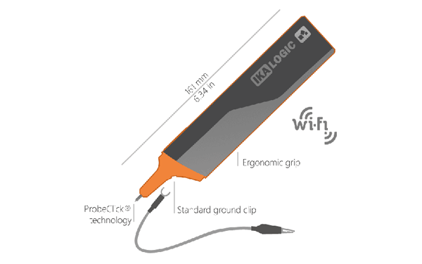IkaScope WS200 WiFi Oszilloskop