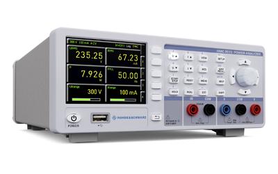 Rohde-Schwarz HMC8015 Leistungsanalysator
