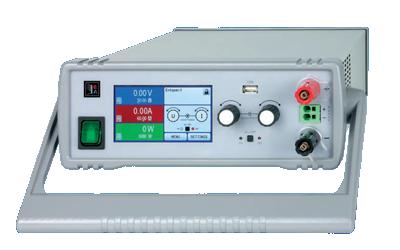 EA EL9000-DT programmierbare elektronische Last