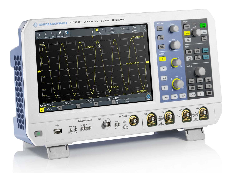 Rohde-Schwarz RTA4000 Oszilloskop