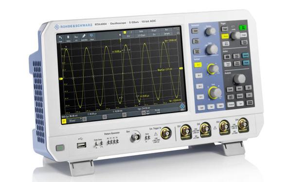 Rohde & Schwarz RTA4000 Oszilloskop