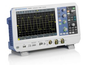 Rohde & Schwarz RTM3002 5GSa/s Oszilloskop