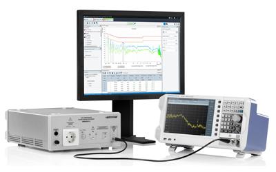 Rohde & Schwarz FPC EMI Debugging Solution