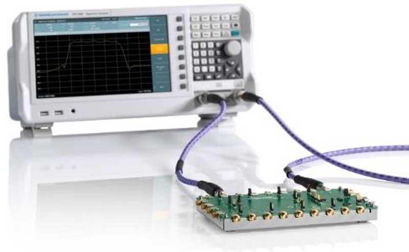 Rohde & Schwarz FPC Z10 RF Teaching Kit - Allice Messtechnik