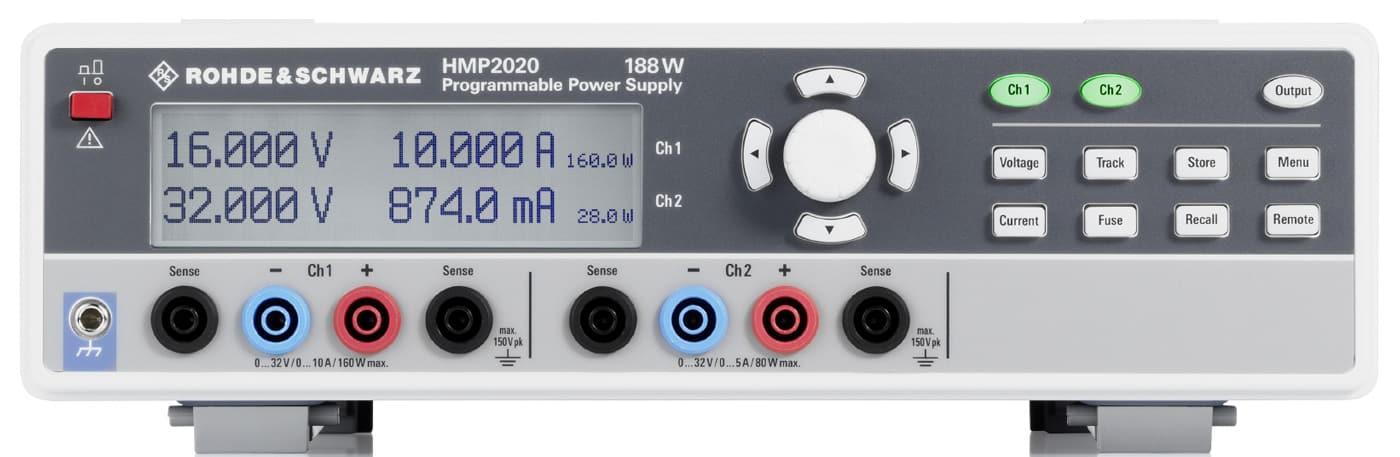 Rohde & Schwarz HMP2020 Zweifach Netzgerät