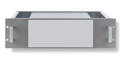 Rohde & Schwarz HZ43 19 Zoll Rack für Hameg R&S Messgeräte