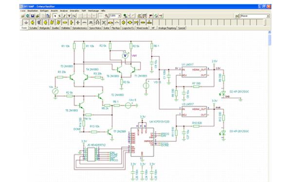 Designsoft TINA Schaltungssimulation für Industrie und Education- Allice Messtechnik