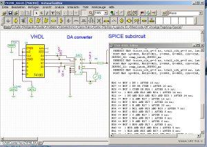 Designsoft TINA Schaltungssimulation VHDL - Allice Messtechnik