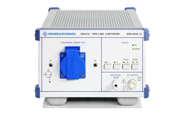 Rohde & Schwarz ENV216 Netznachbildung - Allice Messtechnik