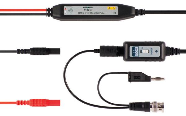 Testec SI50 Differenz Tastkopf - Allice Messtechnik