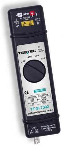 Testec-TT-S-7002-Differenz-Tastkopf - Allice Messtechnik