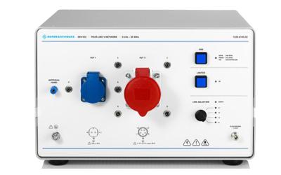 Rohde & Schwarz ENV432 Netznachbildung - Allice Messtechnik