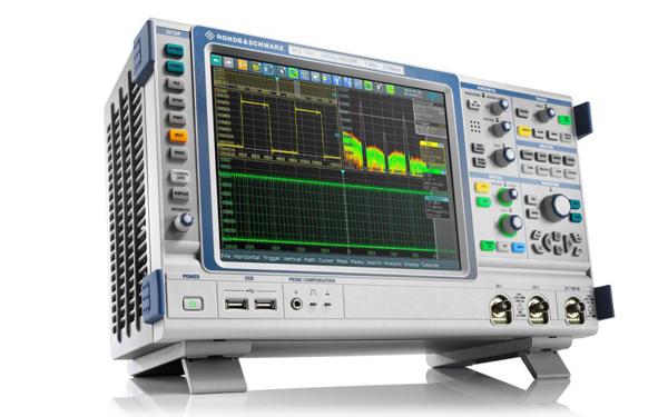 Rohde & Schwarz RTE1000 Oszilloskop Serie