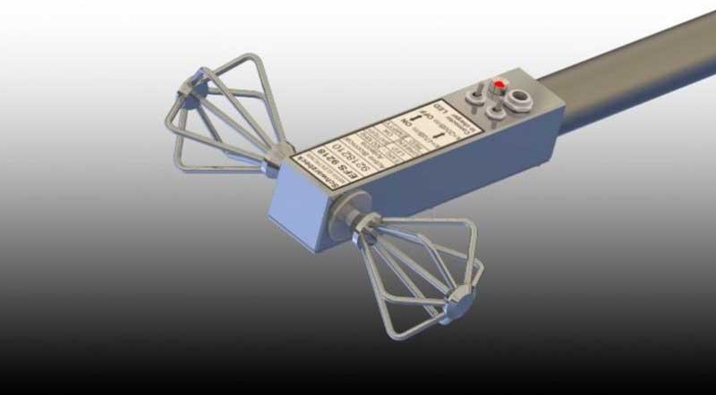 Schwarzbeck EFS9218 aktive Antenne - Allice Messtechnik