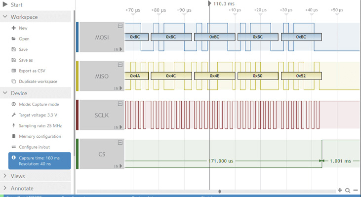 IkaLogic ScanaStudio Logic Analysator Software