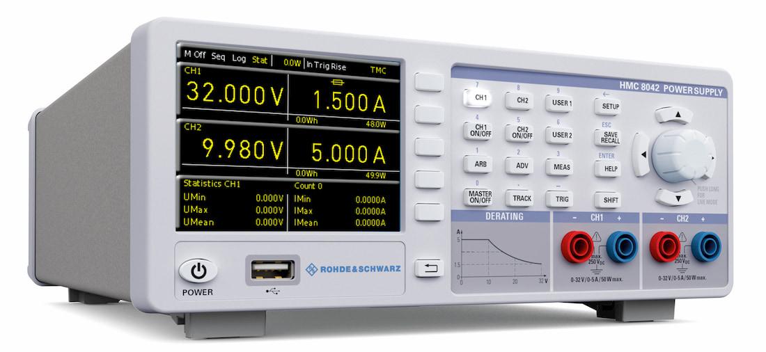 Rohde & Schwarz HMC8042 Netzgerät 2-Kanal -Allice Messtechnik